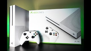 Microsoft Xbox One S - Unboxing & Review / Still Worth It In 2019?