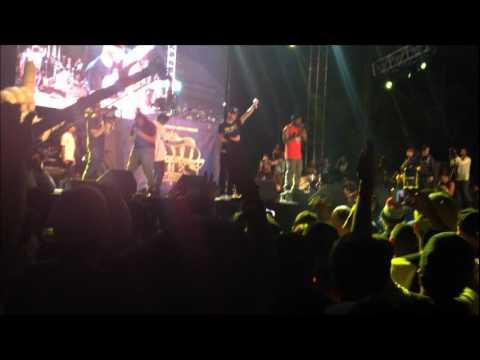 Living Legends - Never Fallin' [Live @ Paid Dues 2012]