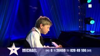 Michael Haug playing U.N. Owen Was Her? in Norweigan Talent Show