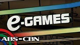 TV Patrol: Bakit sikat ang e-games?
