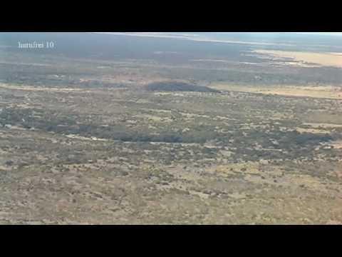 harufrei: Botswana - a flight to Chobe National Park