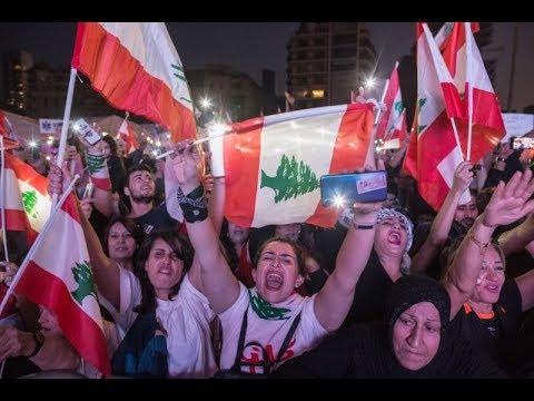 تظاهرات حاشدة في احد الوحدة ودعوات لإضراب عام  - 18:55-2019 / 11 / 3