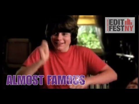 """Mark Livolsi, ACE Discusses the Process of Cutting Down an Extended Scene from """"Almost Famous"""""""