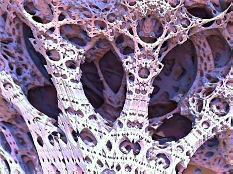 Musicians With Guns - Cometa (Mandelbox Version)