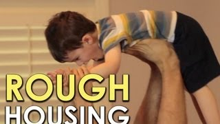 The Importance of Roughhousing | Art of Manliness