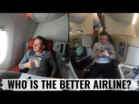 REVIEW: CATHAY PACIFIC vs HONG KONG AIRLINES - Which Airline is better?