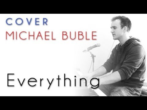 Michael Buble  Everything piano