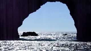 Anacapa Island Arch, California Channel Islands National Park