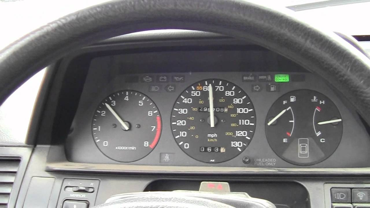 300 000 Mile Honda Accord Lxi Coupe Youtube