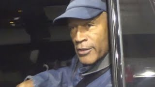 o j simpson to photographer at gas station nothing has changed in my life