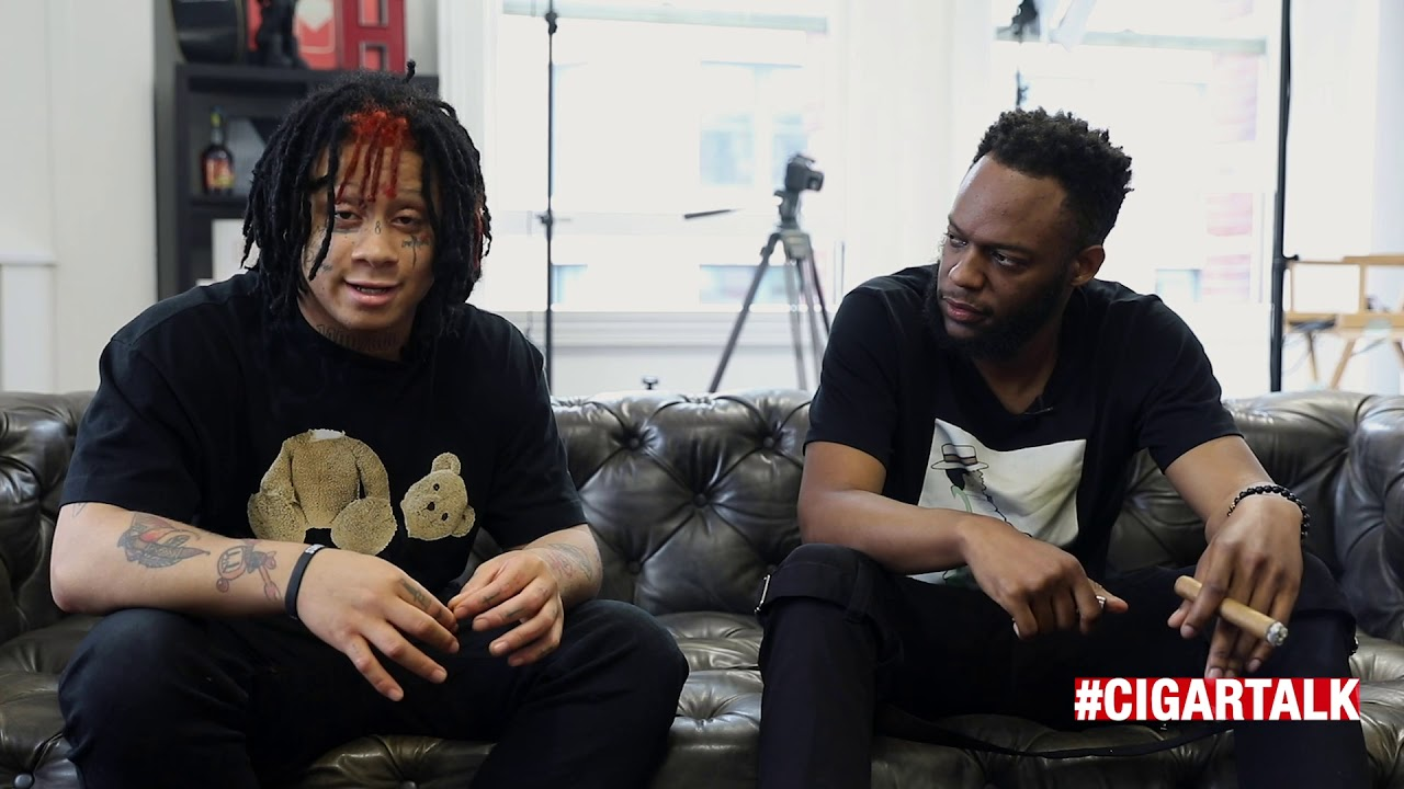 Trippie Redd's Leray Addresses His Relationship With Rapper Coi ...