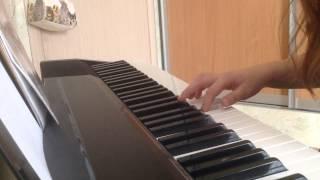 Как играть Моцарт - Мелодия Ангелов. 1 часть.