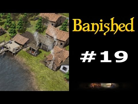 """Let's Play: Banished (Hard/Harsh) - Part 19: """"Ale"""""""