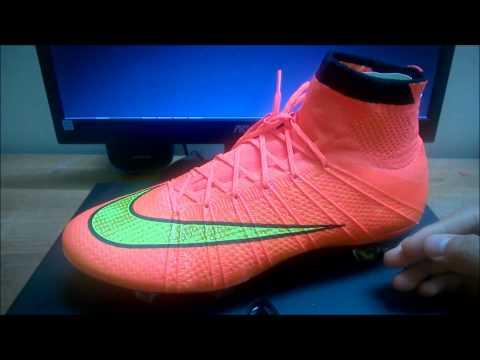 [Nove Sports] Đánh giá Giày đá bóng Nike Mercurial Superfly IV