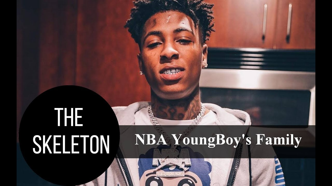 Nba Youngboy Family Sons Baby Moms Parents Siblings Familytron