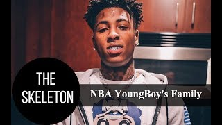 NBA YoungBoy's Family