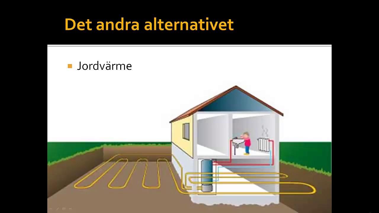 Förnyelsebar energi del 3  - Biobränslen och geotermisk energi