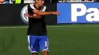 David Beckham MLS ALL STAR GAME Toronto
