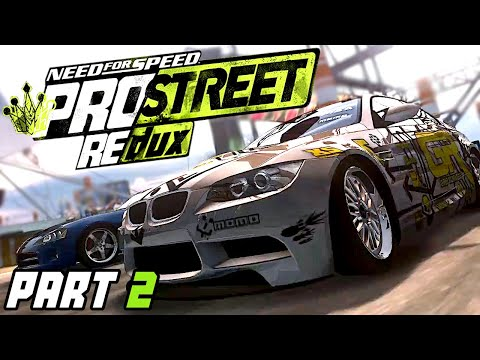 Beating Ryo In The Worst Cars Possible - NFS ProStreet Redux Mod (Part 2)