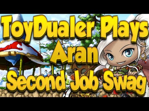 Download ToyDualer Plays Aran: Second Job Bossing And Training