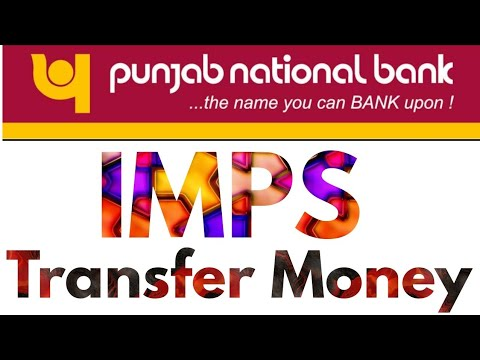 Pnb Bank Money Transfer Online Neft Imps Send To Other Acount