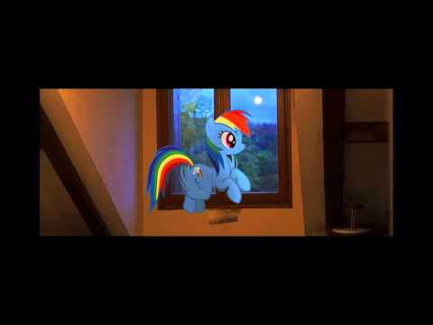 Ponies react to: My Little Dashie (With Rainbow Dash)