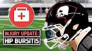 Injured player makes best play of his career | NCAA 14 Team Builder Dynasty Ep. 63 (S6)