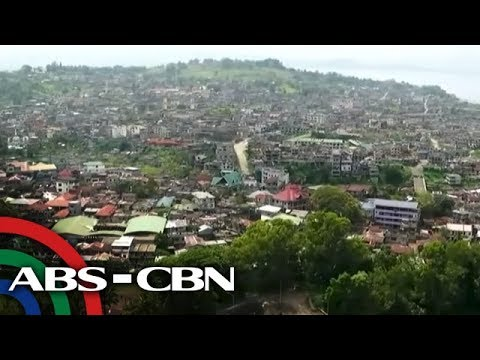 Blacklisted Chinese firms tapped in Marawi rehab