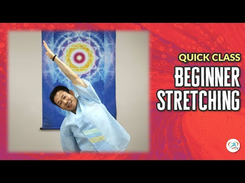 Stretching for Beginners | Body & Brain Yoga Quick Class