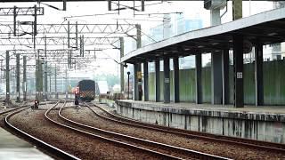 2018.09.25 貨物列車7221次高雄站開車