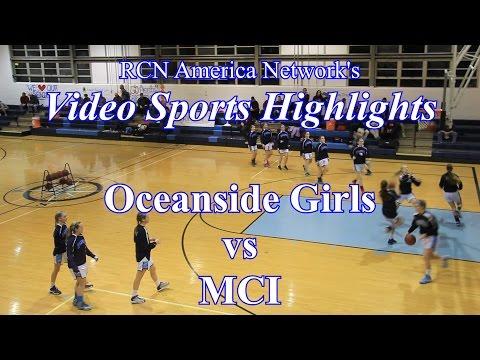 Oceanside Girls vs MCI Feb 10 2015