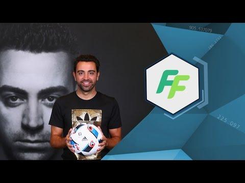 Spanish and Barcelona great Xavi in Qatar (EXCLUSIVE)