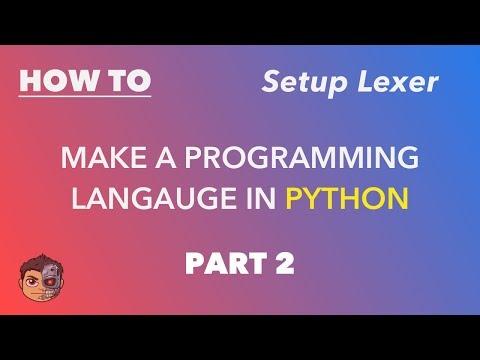 Token Separation(Lexical Analyzer) using Pythonиз YouTube · Длительность: 7 мин29 с