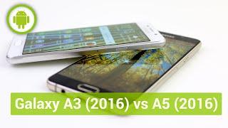 samsung galaxy a3 2016 vs galaxy a5 2016 confronto in italiano