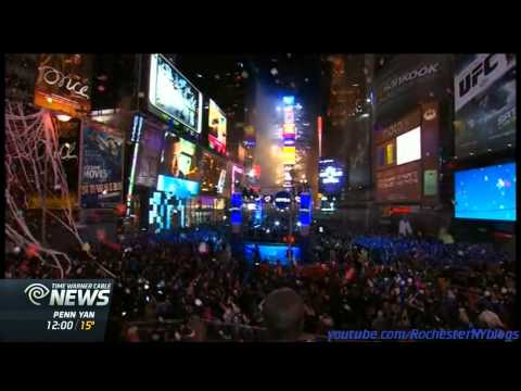 New years 2014 Ball Drop - Time Warner Cable News