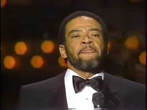 Bill Withers Just the Two of Us (Grammy 1982) Live