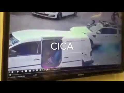 GTA 5 Real Life | CCTV footage shows Police arresting suspected house robbers in Bedfordview