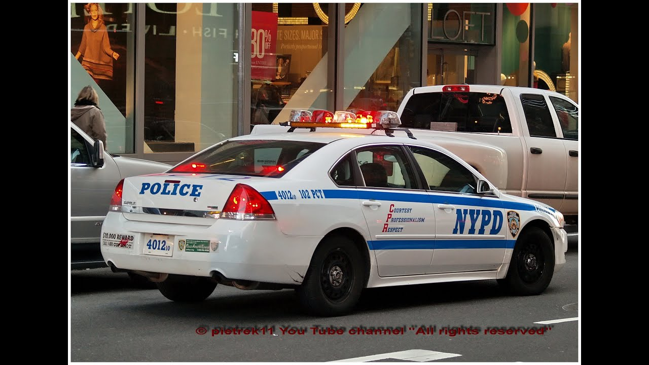 nypd police car images galleries with a bite. Black Bedroom Furniture Sets. Home Design Ideas