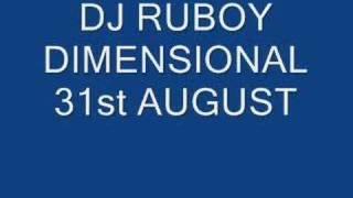 DJ RUBOY DIMENSIONAL