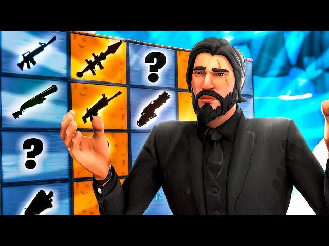 NO DISPARES A LA PARED EQUIVOCADA !! *NUEVO* MINIJUEGO FORTNITE ! - ElChurches
