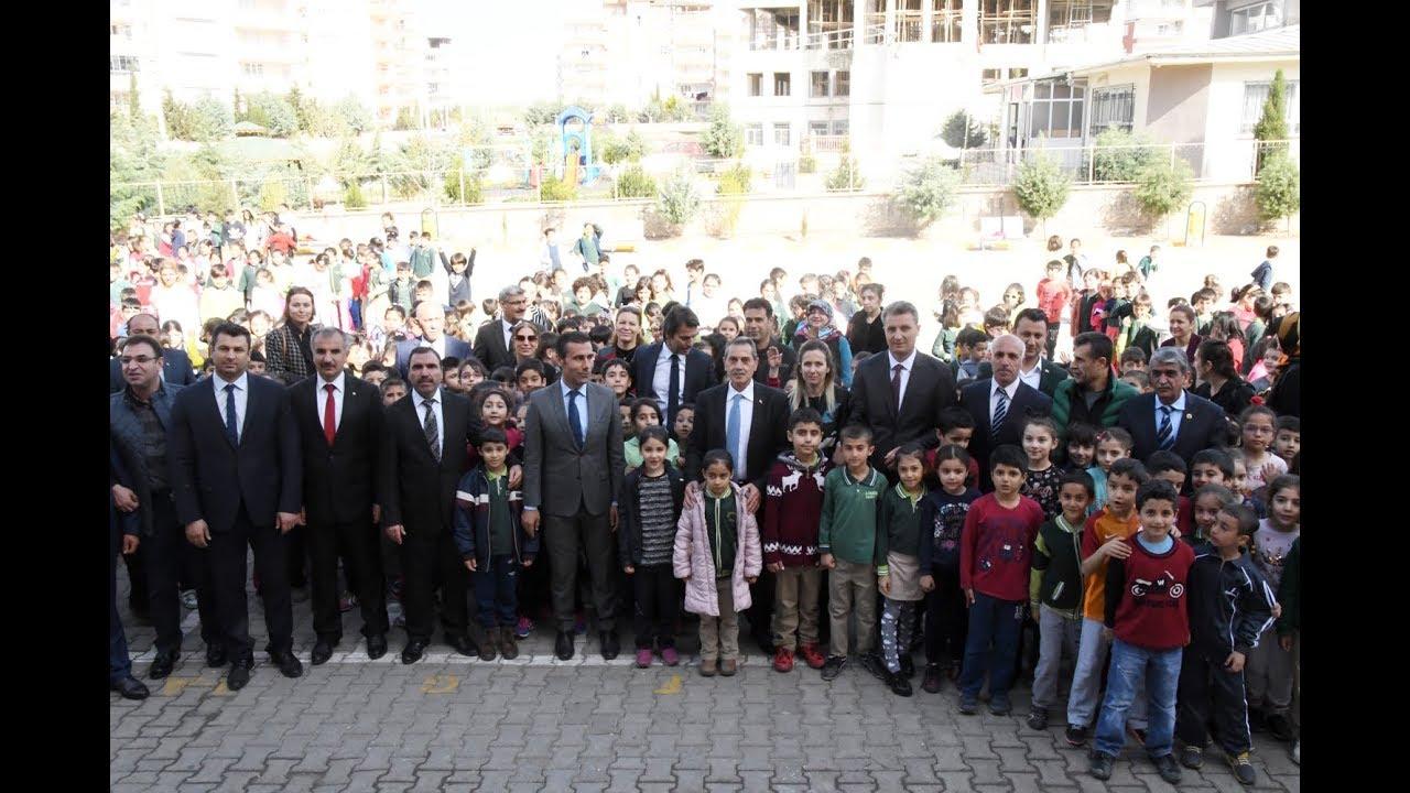 Vali Kalkancı; Altınşehir İlkokulu Öğrencileriyle Güne Sporla Başladı