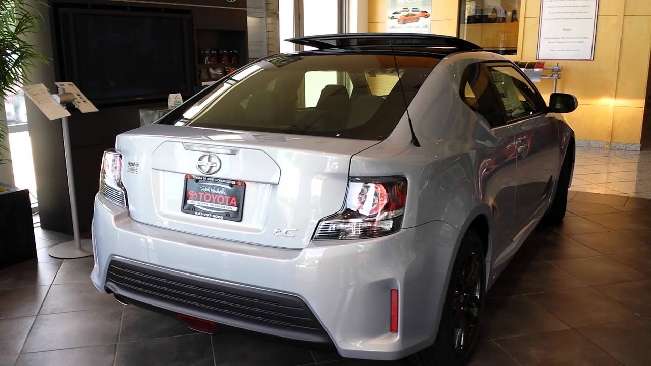 2014 Scion Tc 10 Series Youtube