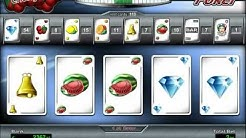 Showing Fruit Poker Card Game at Playbet24.com