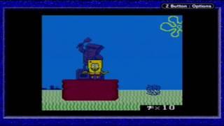 SpongeBob SquarePants: Legend of the Lost Spatula [4] Desert Dangers