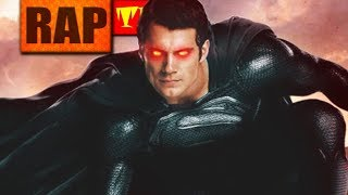 Rap do Black Superman (Versão Dark) // Você Sangra? // TK RAPS