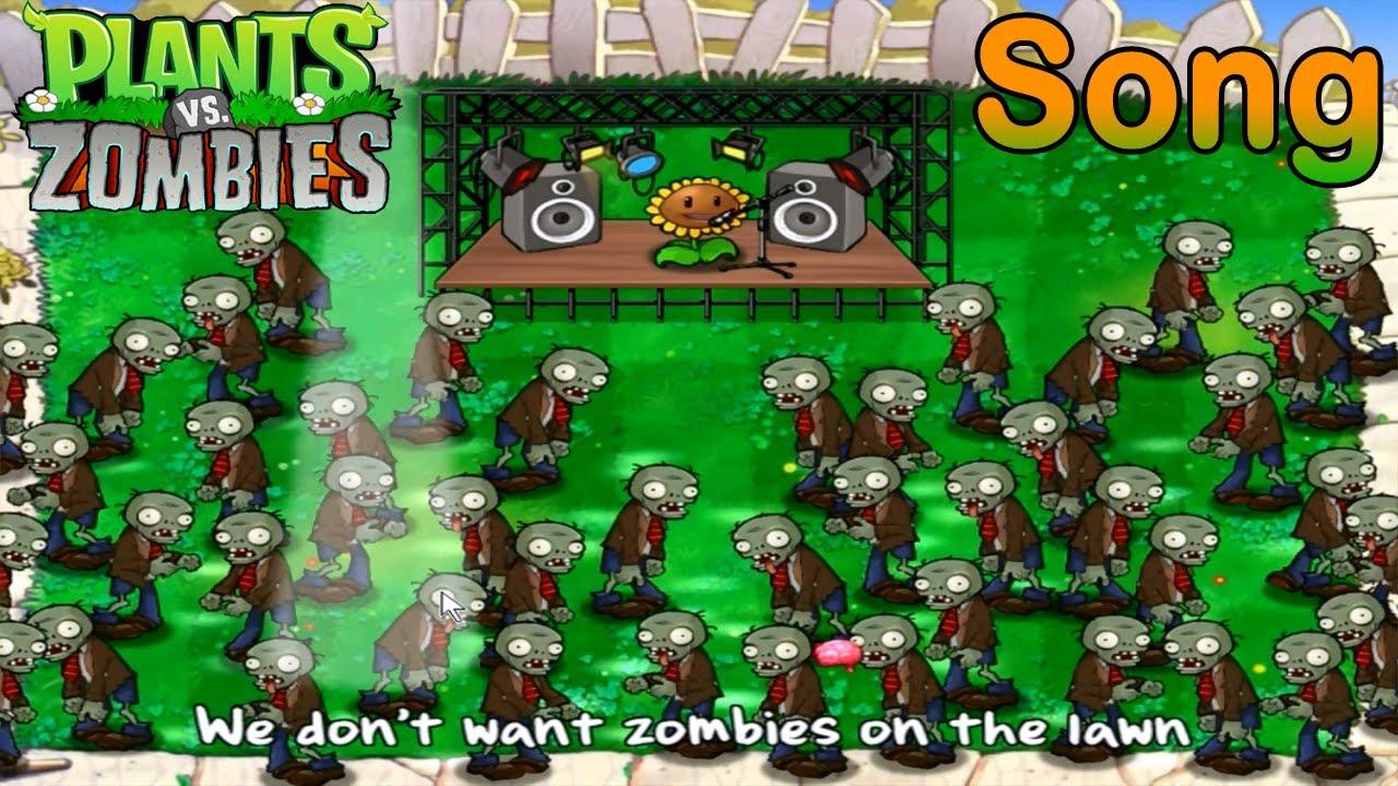 Pflanzen Vs Zombies