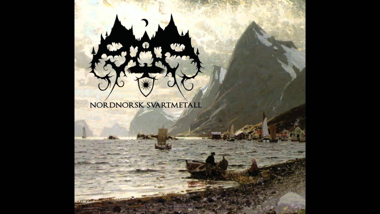 Skaur - Nordnorsk Svartmetall FULL ALBUM #1