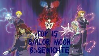 Meine Top 15 Bösewichte in Sailor Moon
