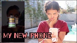 Whats on my NEW iPhone | Klailea