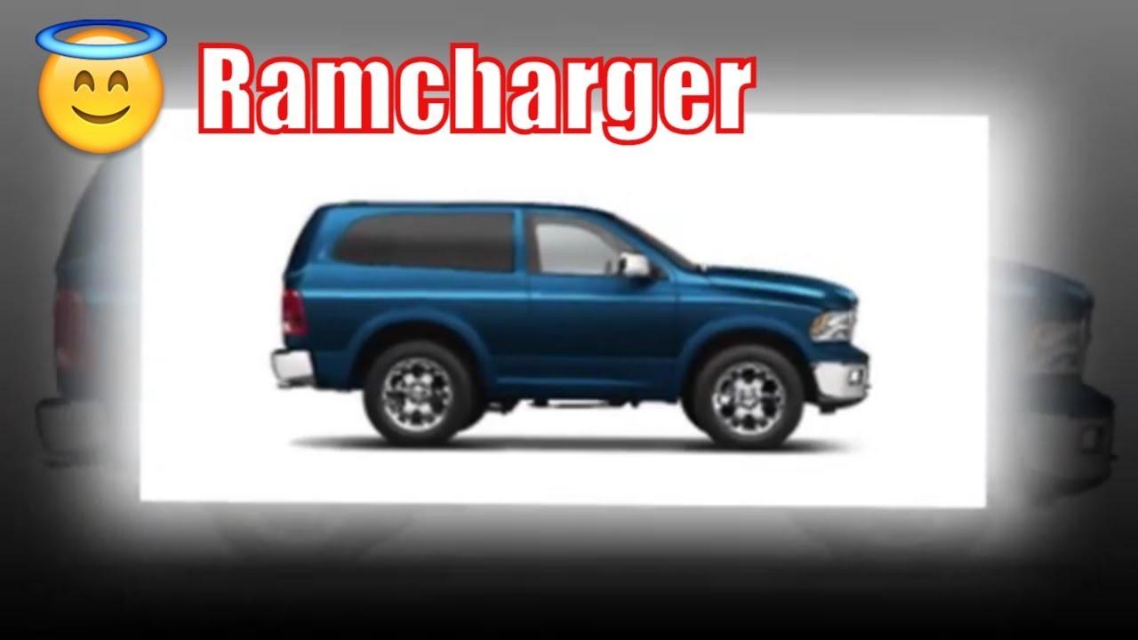 2020 ram ramcharger 4x4 2020 ram ramcharger suv 2019 dodge rh youtube com